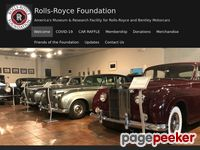 Rolls-Royce Foundation - Rolls-Royce Foundation