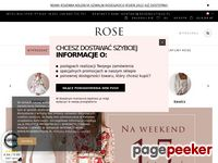 Roseboutique - butik internetowy