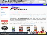 Drive Your Motorhome Like a Pro - Drive Smart Publications