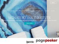 Signature Ink - Chicago area PMU Training Institute
