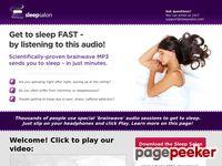 Brainwave Entrainment Sleep Audio - Sleep Salon
