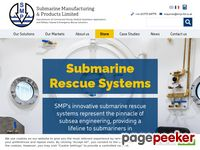 SMP: Commercial Diving Equipment, Hyperbaric Chambers & underwater tools