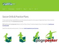 Soccer Drills And Soccer Practice Plans - Free Soccer Drills
