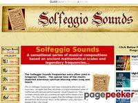 Solfeggio Sounds – Solfeggio Sounds frequencies
