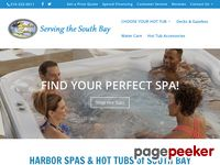 Los Angeles Hot Spring Spas & Jacuzzi Hot Tubs - South Bay Hot Tub Supplies
