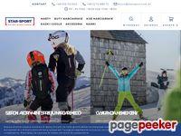 Sklep narciarski STAR-sport