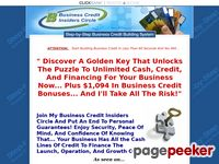 Business Credit Video Training! – Start Business Credit!