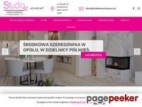 Zrzut ekranu http://www.studionieruchomosci.pl