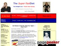 Fast Weight Loss with The Super Fast Weight Loss Diet