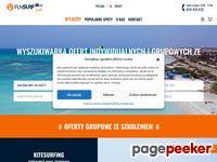 Kitesurfing wyjazdy