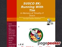 Susco 8K: Running With Tim - Home