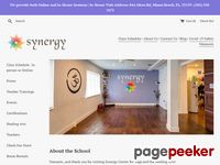 Synergy Logos For Publication: Synergy Yoga Center Miami Beach Florida Synergy Yoga South Beach Synergy Logos For Publication