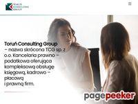 Toruń Consulting Group - Księgowość, kadry, płace