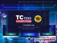 Computer Service, Computer Repair & Sales - TC-TEKS Computers