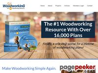 Teds Woodworking® - 16,000 Woodworking Plans & Projects With Videos - Custom Woodworking Carpentry - Wood Plans