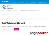 Telemarketing Training – Telesales Telephone Selling