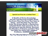 Discover Dreams Meaning – Dream World