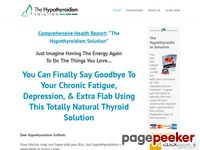 The Hypothyroidism Solution