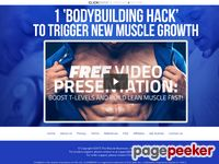 Build Ripped Muscle Fast – The Muscle Maximizer