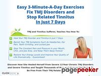 TMJ No More™ - Cure TMJ, Bruxism and Teeth Grinding Holistically