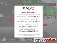 Wynajem samochodów, kierowca, auto zastępcze Poznań