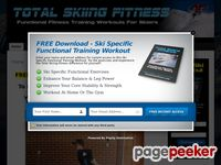 Ski Training - Skiing Training - Ski Exercises - Skiing Exercises