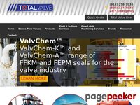 Total Valve Systems - Excess Flow Valves, Valve Repair, Valve Field Service 24/7, Relief Valves, Control Valves