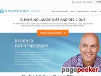 Detox Diet - Cleansing Body Cleanse - Total Wellness Cleanse
