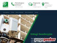 Geodezyjna obsługa inwestycji - Transgeo.pl