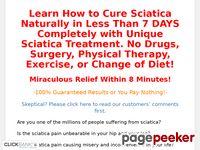 Cure Sciatica in Just 8 Mins – Treat Sciatica Now