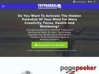 www.trypnauralmeditation.com - brainwave entrainment - mindfulness meditation - binaural beat - meditation