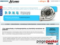 Turbo Turbosprężarki wszystkich typów