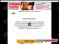 Fat Loss Workouts - Turbulence Training