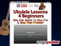 Ukulele Lessons - How to Play the Uke!