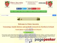 Ulster Ancestry : Ancestral Research Service and Family Ancestry Research
