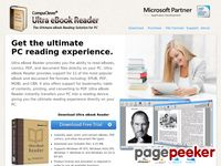 Read eBooks and documents on your PC