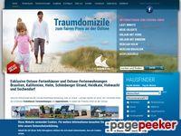 Ostsee-Ferienhäuser und Ferienwohnungen in Schönberg-Schönberger Strand