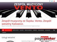Vento - Zespół weselny Zabrze.