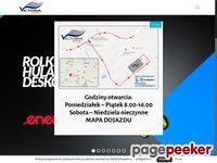 Zrzut ekranu http://www.victoriasport.pl