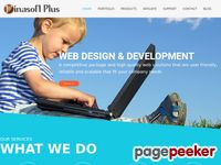 Vinasoft Plus website design company specialise in graphics for website