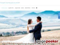 Kamerzysta i fotograf wesele