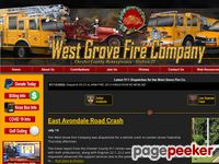 West Grove Fire Company - Chester County, Pennsylvania Stations 12, 22 & 32