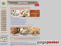 Natural Fibres for Spinning and Dyeing | Wild Fibres natural fibres