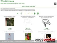 Windchimes: Garden Wind Chimes, Garden Chimes, Bamboo Wind Chimes, Wind Chimes for Sale. - wind chimes Home Page