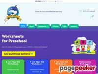 Worksheets for Preschool – Preschool Worksheets