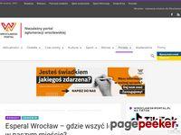 http://www.wroclawskiportal.pl/esperal-wroclaw-gdzie-wszyc-lek-w-naszym-miescie/
