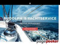 Rudolphs Yacht-Service bietet Dienstleistungen rund ums Boot.
