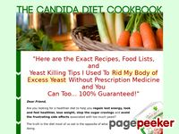The Candida Yeast Diet Cookbook