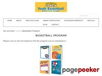 Basketball Program Special - Youth Basketball Practice Plans