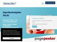 http://www.zdrowy-zab.pl